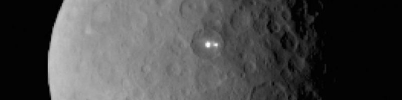 Second Bright Spot Is Further Evidence That Ceres Is A Death Star · Popular Science